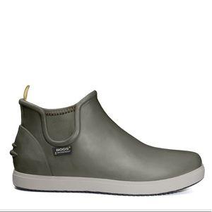 BOGS Quinn Slip On Waterproof Boots